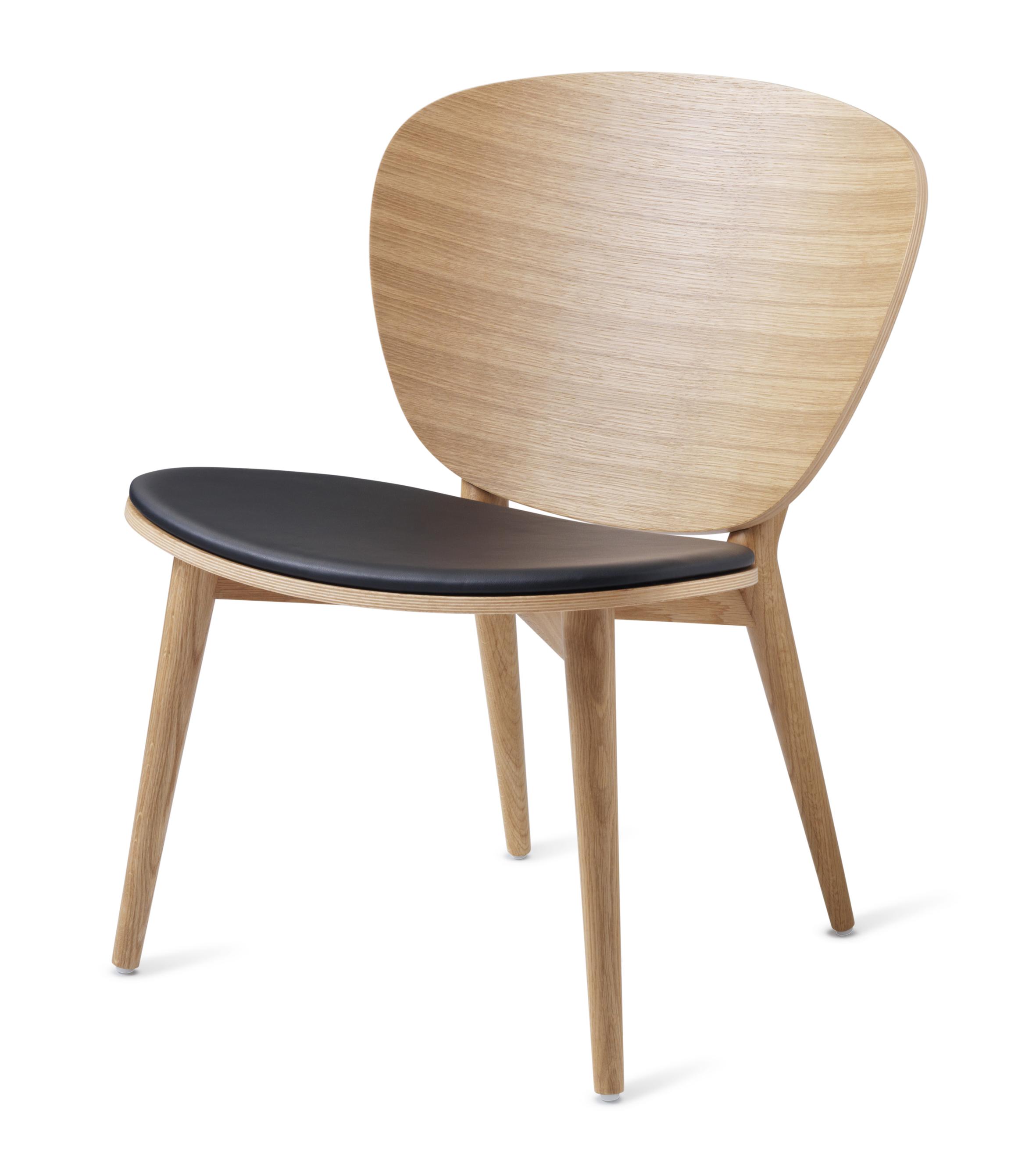 Mama f 226 - Chaise contemporaine bois ...